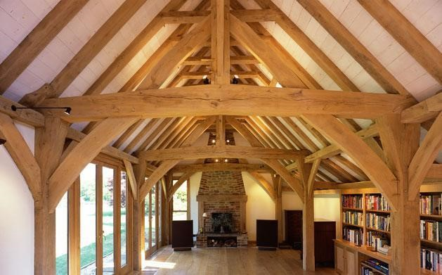 Oak Frame House