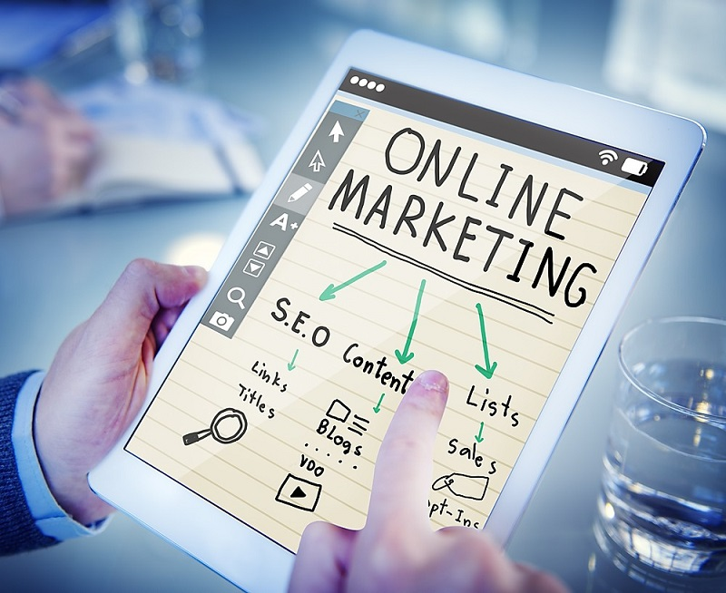 Website marketing for small businesses