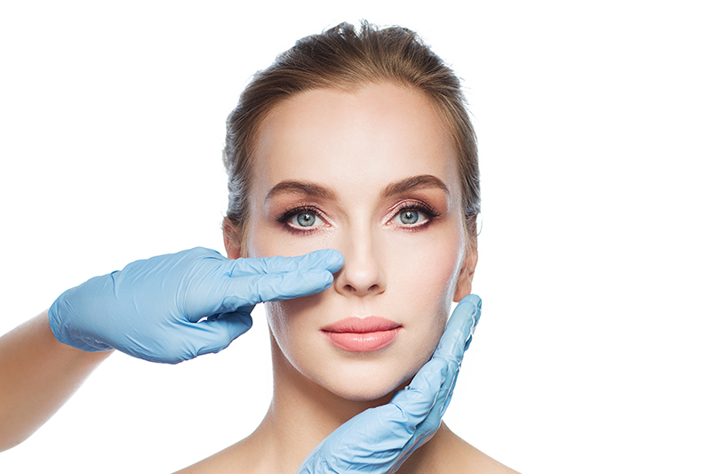 Aesthetic treatments for nose