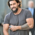 Jason Momoa height, weight and body measurements