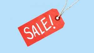 How to shop smart during a sale