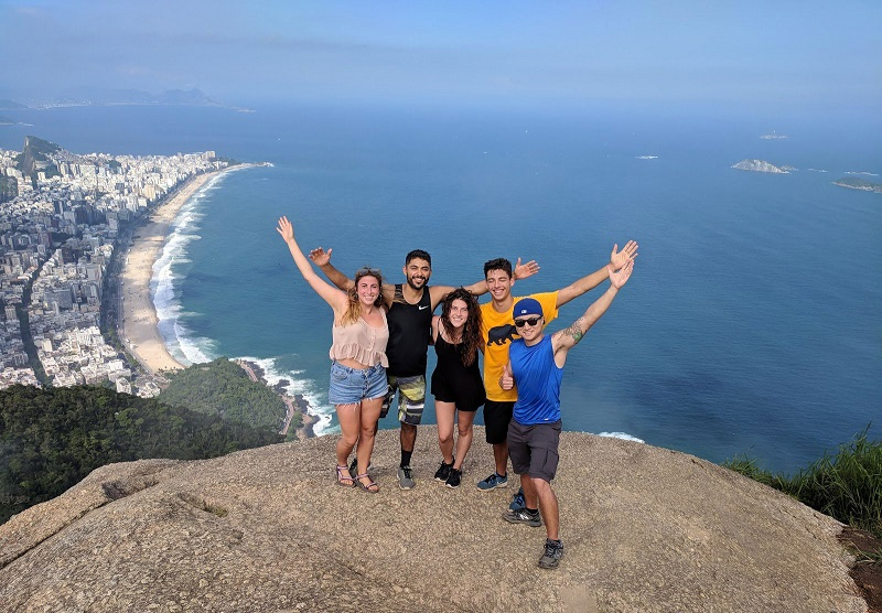 Benefits of Traveling Abroad in College