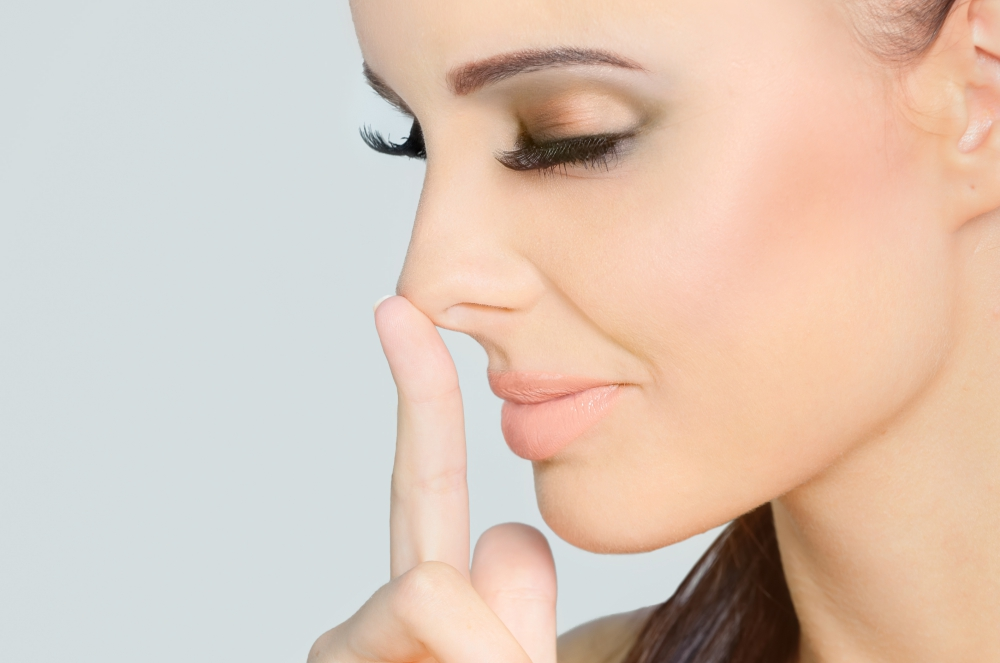 How to make nose smaller